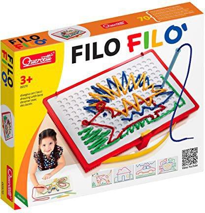 Quercetti Fädel Spiel Filo (0570)