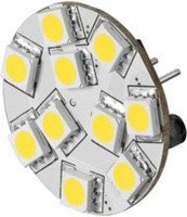 Goobay LED-Chip 2,4W G4 Warmweiß
