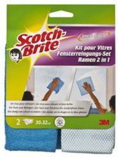 Scotch Brite Fenstertuch 32 x 40 cm