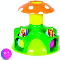 Tomy Play to Learn - Spielset mit 4 Bällen