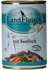 Dr. Alder's Landfleisch Cat Seefisch (400 g)