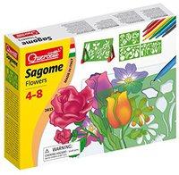 Quercetti Sagome - Blumen (2615)