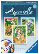 Ravensburger Aquarelle Dschungeltiere