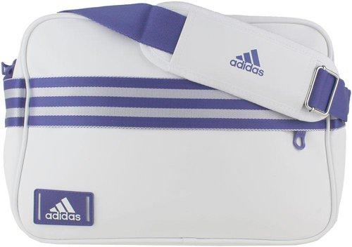 Adidas Enamel 3-Stripes Messenger Bag Small