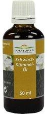 Amazonas Schwarzkümmelöl Ae m. Vitamin E (50 ml)