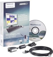 Davis Instruments Software Weather Link IP RJ45
