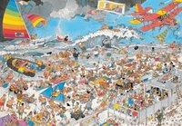 Jumbo Jan van Haasteren: Am Strand 1000 Teile
