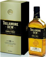 Tullamore 10 Years Single Malt 0,7l