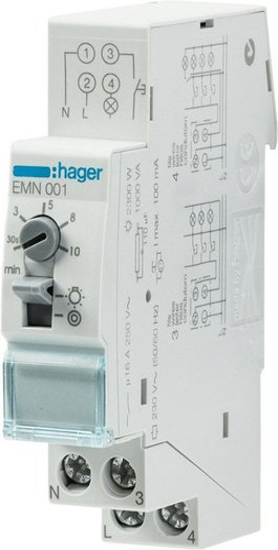 Hager EMN001