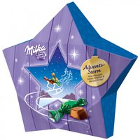 Milka Advents-Stern (110 g)