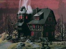 Vollmer Villa Vampir mit Flackerlicht (7679)