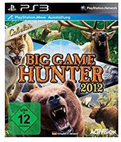 Cabelas Big Game Hunter 2012 (PS3)