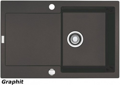 Franke Maris MRG 611-78 graphit (Fragranit DuraKleen)