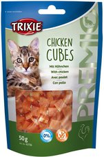 Trixie Premio Cubes mit Hühnchen