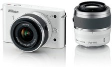 Nikon 1 J1 Kit 10 - 30 mm