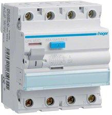 Hager FI-Schutzschalter 4P 63A 0,3A (CPA463D)