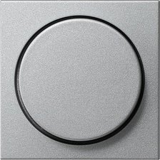 Gira Abdeckung mit Knopf für Dimmer (065026)