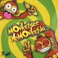Cranio Creations Monkey See Monkey Do