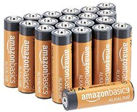 AmazonBasics 20x AA Alkalibatterien