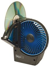 Digital Innovations PC SkipDr CD & DVD Disc Repair + Cleaning System