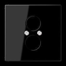 Jung Abdeckung für 2 Kleinsteckdosen LS962SW
