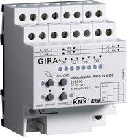 Gira Jalousieaktor 4-fach 215400