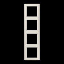 Jung Abdeck-Rahmen 4-fach (AS584BF)