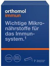 Orthomol Immun Direktgranulat Himbeer/Menthol (7 Stk.)