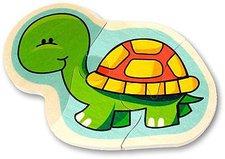 Hess Spielzeug Minipuzzle sortiert