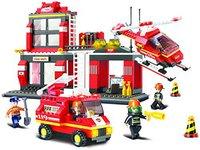 Sluban Fire Alarm - Notfall Rettungsteam