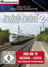 Blue Sky ProTrain Perfect 2: AddOn 10 - München-Innsbruck - Die Karwendelbahn (Add-On) (PC)
