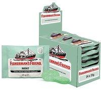 Fishermans Friend Mint Pastillen (24 x 25 g)