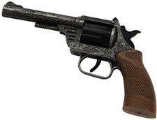 Edison Giocattoli Revolver Dakota Antik 8-Ringschuss