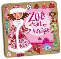 Sentosphère Zoé geht auf Reisen Magnetpuzzle