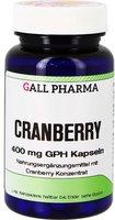 Hecht Pharma Cranberry 400 mg GPH Kapseln (60 Stk.)