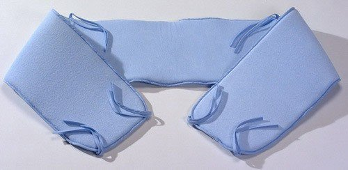 Easy Baby Nestchen Frottee blau