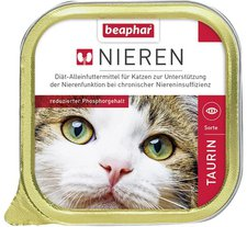 Beaphar Nieren-Diät mit Taurin (300 g)