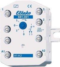 Eltako Stromstoßschalter S81-001-24V