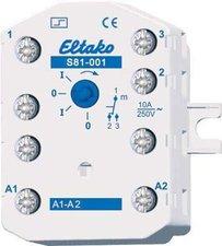 Eltako Stromstoßschalter S81-001-24V DC