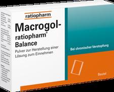 ratiopharm Macrogol Balance Pulver (30 Stk.) (PZN: 06553102)