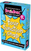 Green Board Games Four Function Snap (englisch)