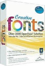 BHV Creetix Creative Fonts - 3.000 OpenType-Schriften (Win) (DE)