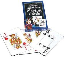 Paul Lamond Games Jumbo Playing Cards (PLG4350) (englisch)