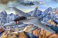 Trumpeter F/A-18F Super Hornet (3205)