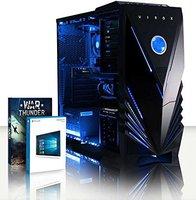 AMD Athlon II X4 630 (2,8 GHz) / 16 GB / 2000 GB
