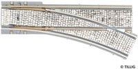 Tillig Weiche rechts R 250 (87588)
