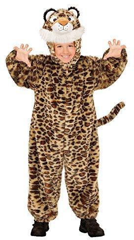Leopard Kinder-Overall