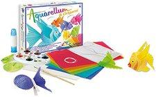 Sentosphère Aquarellum und Origami-Mobile (6400)