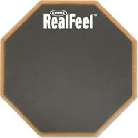 HQ Percussion Real Feel Practice Pad 6 RF-6GM