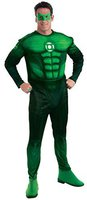 Rubies DLX MC Green Lantern